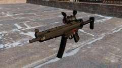 Pistolet mitrailleur HK MR5A3