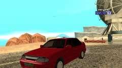 VAZ 2115 Taxi pour GTA San Andreas