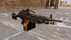 Mitrailleuse légère M249 SAW