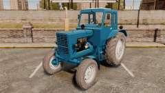 Tracteur MTZ-80
