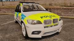 BMW X5 Police [ELS]