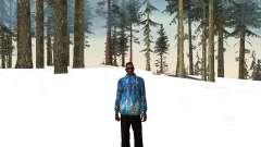 Veste de Sochi 2014