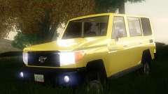 Toyota Land Cruiser Machito 2013 6Puertas 4x4