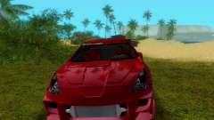 Toyota Celica XTC pour GTA Vice City