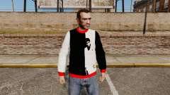 Pullover-Scarface - für GTA 4