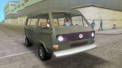 Volkswagen Transporter T3 für GTA Vice City