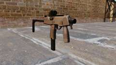 MP9 mitraillette tactique