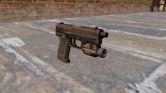 HK USP 45 Pistole MW3