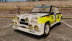 Renault 5 Turbo Maxi für GTA 4