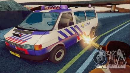 Volkswagen T4 Politie für GTA San Andreas
