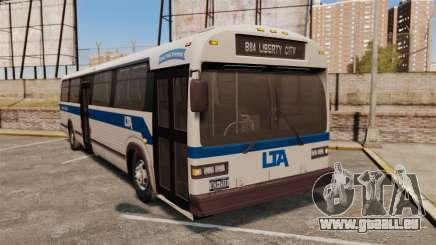 MCI Classic TC40-102A 1988 Liberty City pour GTA 4