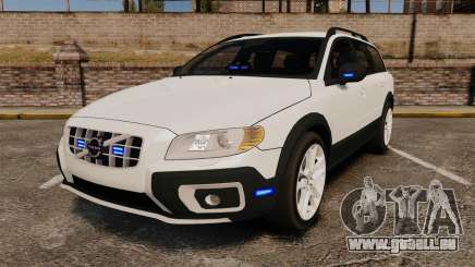 Volvo XC70 Unmarked [ELS] pour GTA 4