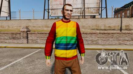 Playboy's Sweater für GTA 4