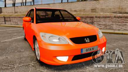 Honda Civic VTEC pour GTA 4