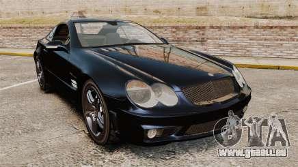 Mercedes-Benz SL65 AMG pour GTA 4