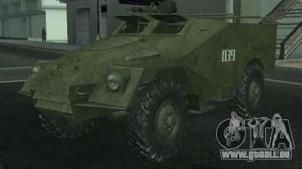 BTR-40 für GTA San Andreas