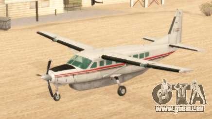 Cessna 208B Grand Caravan für GTA San Andreas