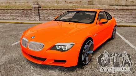 BMW M6 für GTA 4