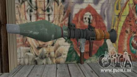 Le RPG-7 pour GTA San Andreas