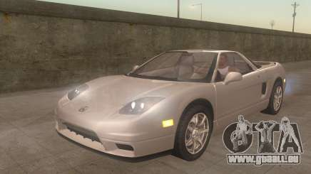 Acura NSX pour GTA San Andreas