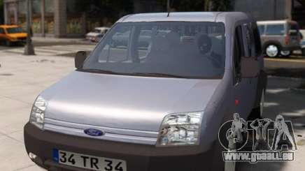 Ford Transit Connect für GTA 4
