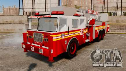 Seagrave Aerialscope Tower Ladder 2006 FDLC für GTA 4