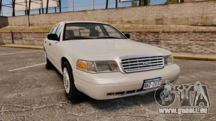 Ford Crown Victoria 1998 v1.1 pour GTA 4