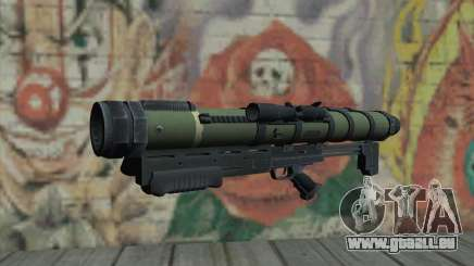 Raketenwerfer für GTA San Andreas