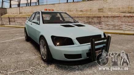 Sultan Race-Kit pour GTA 4