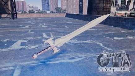Das Heilige Schwert für GTA 4