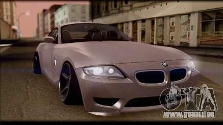 BMW Z4 Stance für GTA San Andreas
