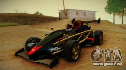 Ariel Atom 500 2012 V8 pour GTA San Andreas
