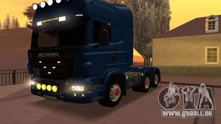 Scania Topline R730 V8 pour GTA San Andreas