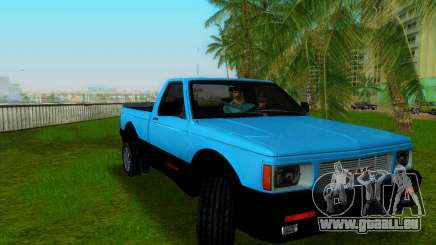 GMC Cyclone 1992 pour GTA Vice City