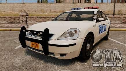 Pinnacle Police LCPD [ELS] für GTA 4