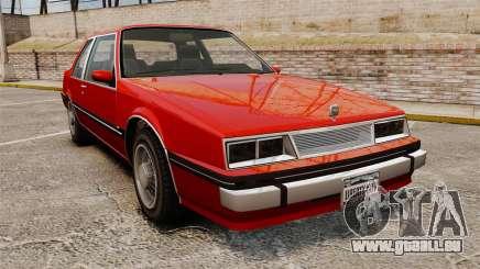 Willard Coupe pour GTA 4