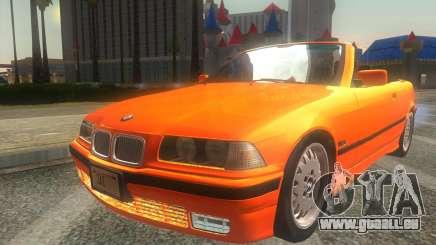 BMW 325i E36 Convertible 1996 pour GTA San Andreas