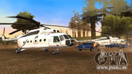 MI 8 des Nations Unies (ONU) pour GTA San Andreas