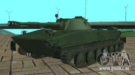 PT-76 pour GTA San Andreas