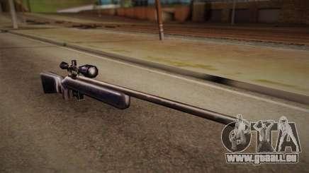 Scharfschützengewehr von Max Payn für GTA San Andreas