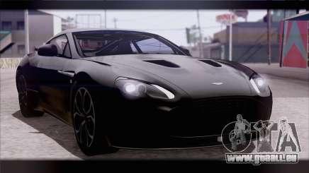 Aston Martin V12 Zagato 2012 [IVF] für GTA San Andreas