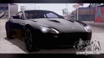 Aston Martin V12 Zagato 2012 [IVF] pour GTA San Andreas
