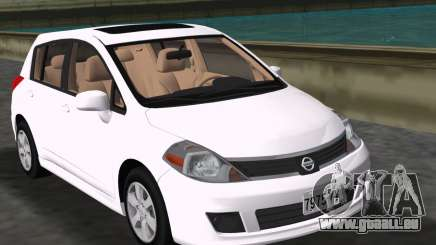 Nissan Tiida für GTA Vice City