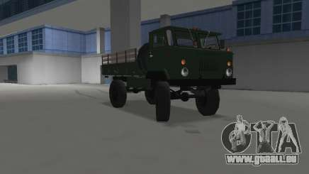 GAZ 66 für GTA Vice City