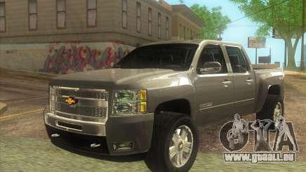 Chevrolet Cheyenne LT 2012 pour GTA San Andreas