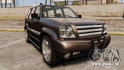 Cavalcade Police für GTA 4
