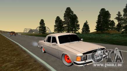 GAZ 3102 Stance pour GTA San Andreas