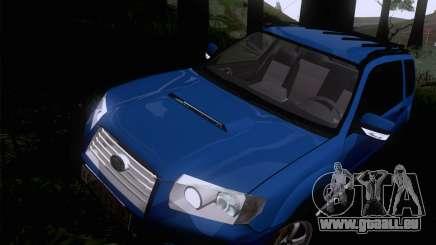 Subaru Forester 2.5XT 2005 für GTA San Andreas