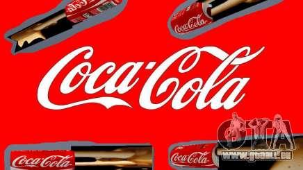 Coca-Cola für GTA San Andreas