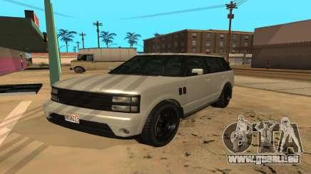 Baller GTA 5 für GTA San Andreas